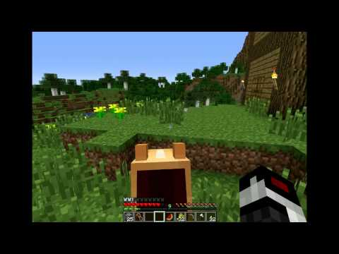 Minecraft Mo'Creatures & MineColony Mod 6.rész Music Videos