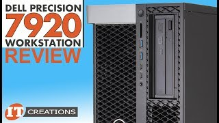 Dell Precision 7920 Tower Workstation - REVIEW
