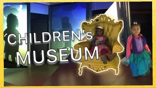 CHILDREN's MUSEUM | Indoor Play Area For Kids | with Olivia And Sophia Toys Show