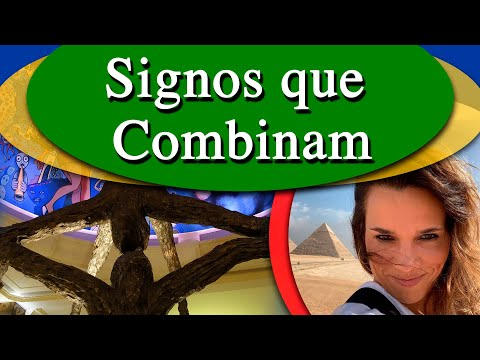 Signos Que Combinam - Sinastria - Sinastria Amorosa - Por Paula Pires