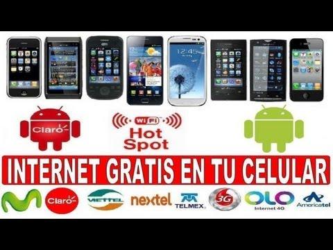Configuracion de Celular Chino Doble Chip con Internet Wifi gratis para cualquier Telefono