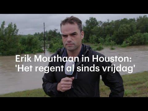 'Het water kan nergens heen', correspondent Erik M - RTL NIEUWS