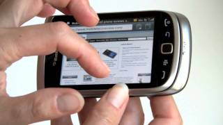 BlackBerry Torch 9810 on AT&T Review