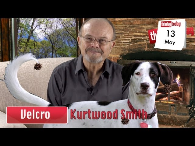 May13 : Velcro with Kurtwood Smith | This Day Today