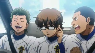Diamond no Ace Season 2 Ending Scene ?????? ??? ???? 2 ?????