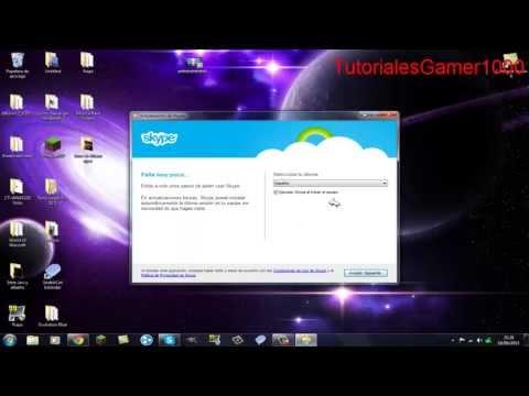 Skype En Espanol Para Windows 7 Sin Virus