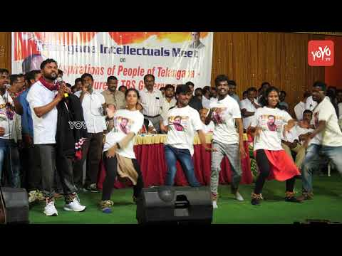 Epuri Somanna Superb Songs In Konda Surekha Meeting   Telangana Congress   Revanth Reddy   YOYO TV