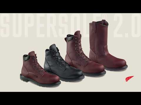 Red Wing Shoes Featured Product: SuperSole 2.0