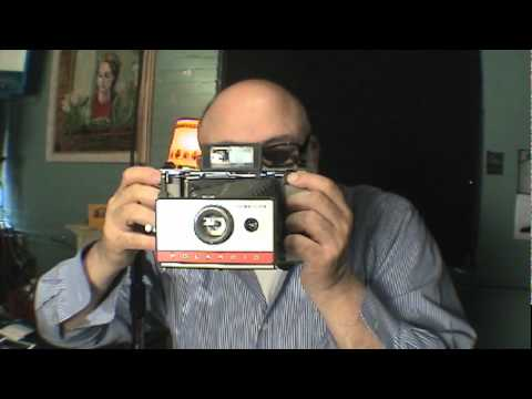 Polaroid 104 Automatic Land Camera: Pola-Plastic-Pack-Tastic Crash Course!