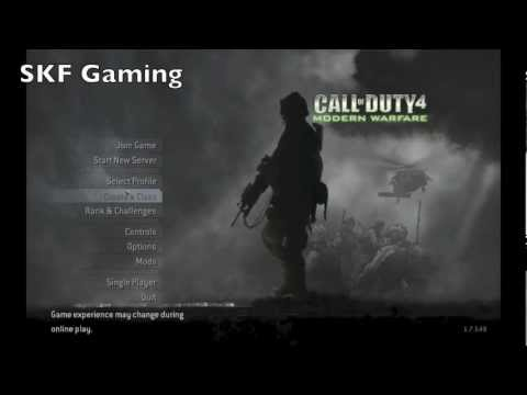 Call of Duty 4: Modern Warfare How to install mods [MAC]