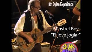 Watch Bob Dylan Minstrel Boy video