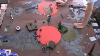 SS Finals 2014 - Quarter Final - Jeff Galea (Retribution) vs Nathan Frawley (Cygnar)