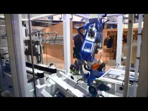 Roboplan Robot Yaskawa Motoman Pick & Place