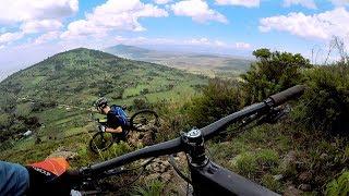 WE'RE NOT LOST IN AFRICA | Mountain Biking in Kijabe, Kenya