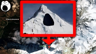 Top 10 SECRET PLACES Censored By Google Earth