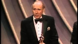 Henry Mancini and Leslie Bricusse Win Adaptation Score: 1983 Oscars