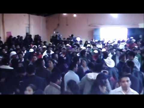 San Vicente Buenabaj, Baile Social