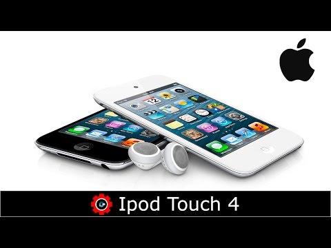 Reemplazo de pantalla a iPod Touch 4