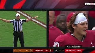 2018 - Game 6 - #19 Texas vs. #7 Oklahoma
