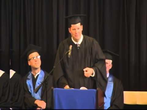 Heartland Community College Distinguished Alumni Award Winner Jay Verner 2014