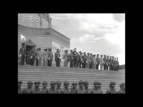 06-1942 The inauguration of Victory Monument