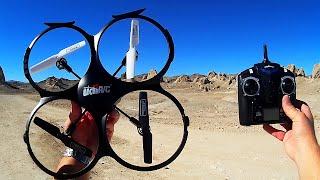 UDI U818A Crash Resistant Camera Drone