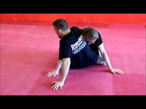 Dutchess County Brazilian Jiu-jitsu BJJ - Sit Over Sweep