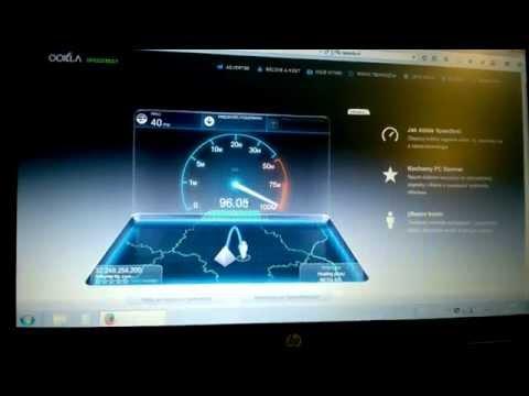 Speedtest net LTE 4G Huawei E8278 E8278S-602 825FT Cyfrowy Polsat / Plus