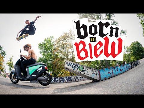 "Volcom's ""Born to Blew"" Video"