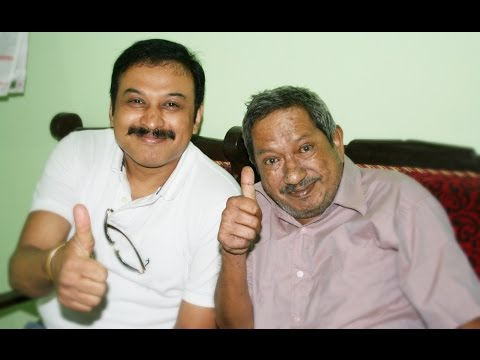 Few Minutes With V D Rajappan, The King Of Malayalam Parody പാരടികളുടെ രാജാവിന്റെ കൂടെ അൽപനേരം... video