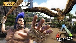 Ark: Survival Evolved - Ragnarok: Day One!