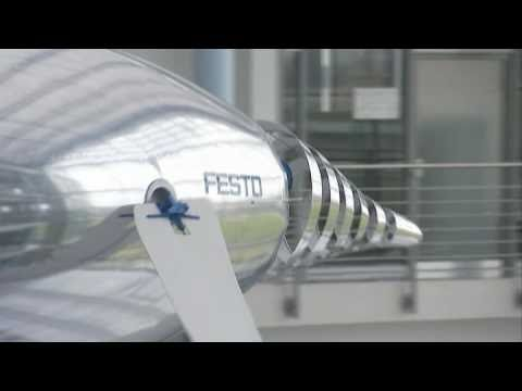 Festo - AirPenguin