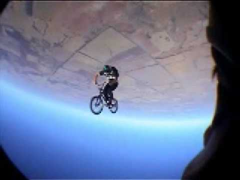 BMX Skydive Music Videos