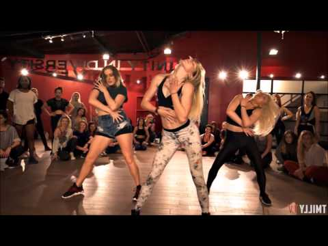 (Dance Mirrored) Tinashe - Flame - Choreography by Jojo Gomez