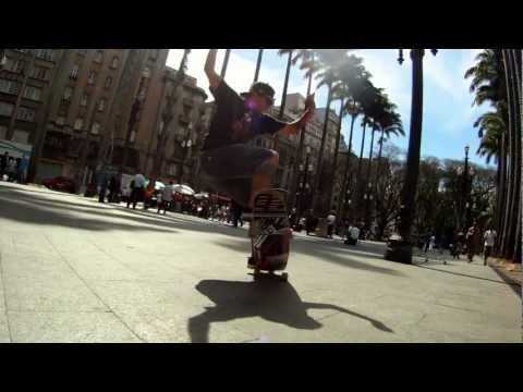 GoPro: Longboard in Sao Paulo City - Igor Lage