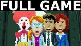 Thimbleweed Park - Full Game Walkthrough Gameplay & Ending (No Commentary Longplay) (Adventure Game)
