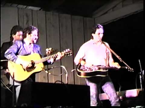Hot Rize w Jerry Douglas - the Leather Britches -7/23/89 Winterhawk