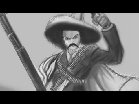 Revolucion Mexicana Caricatura Revolución Mexicana Speed