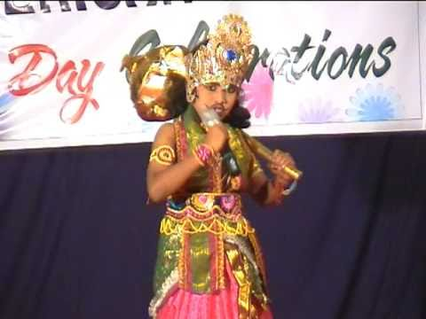 Dana Veera Sura Karna Ekapatrabhinayam By Srivibhav video