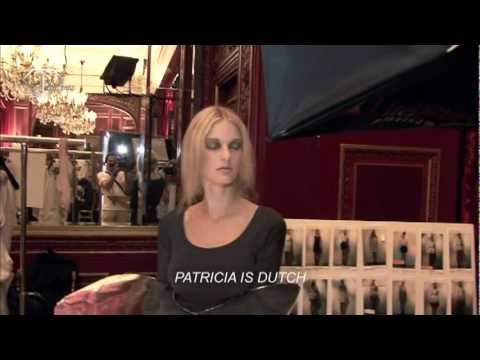 FashionTV - FTV.com - PATRICIA VAN DER VLIET MODEL TALKS