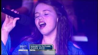 Mara Justine's Breakout Performance | The Maury Show
