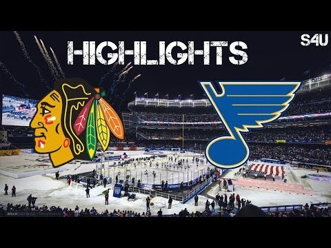 Sport4U | Chicago Blackhawks vs St. Louis Blues | Stanley Cup Playoffs 2014 | Highlights [HD]