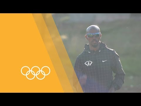 Mo Farah Interview - Winning Olympic Gold | Words of Olympians