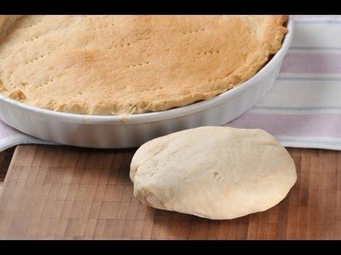 Masa base para pay - Pie Crust