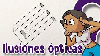 ¿Cómo te engaña la vista? Ilusiones Ópticas - CuriosaMente 232