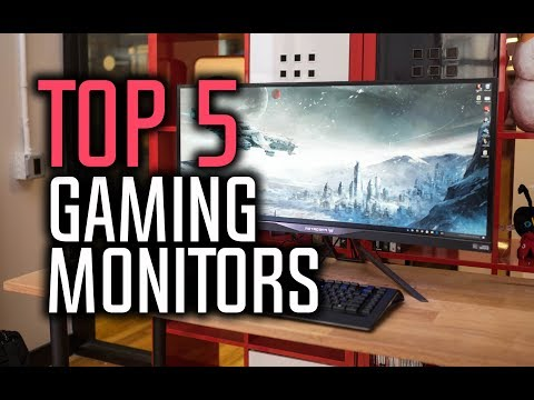 Best Gaming Monitors in 2018 - Which Is The Best Gaming Monitor?