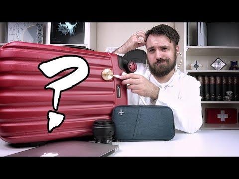 Technik für den Urlaub 2018. What's In My Tech Bag? Diese Technik solltest du dabei haben..