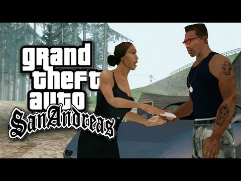 GTA San Andreas - #15: Adeus, Chatalina!!