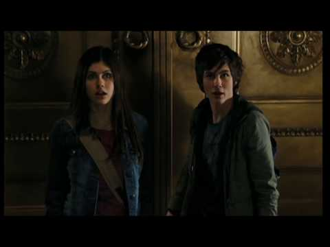 Percy Jackson & The Lightning Thief Video