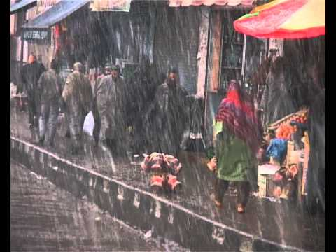 Heavy Snowfall in South Kashmir
